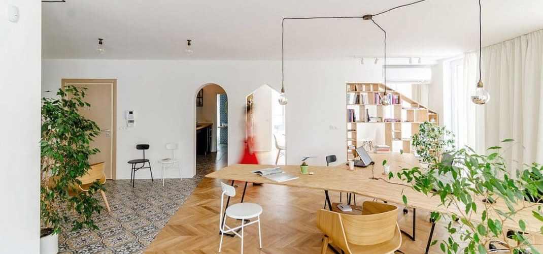 Transformer un appartement en bureau