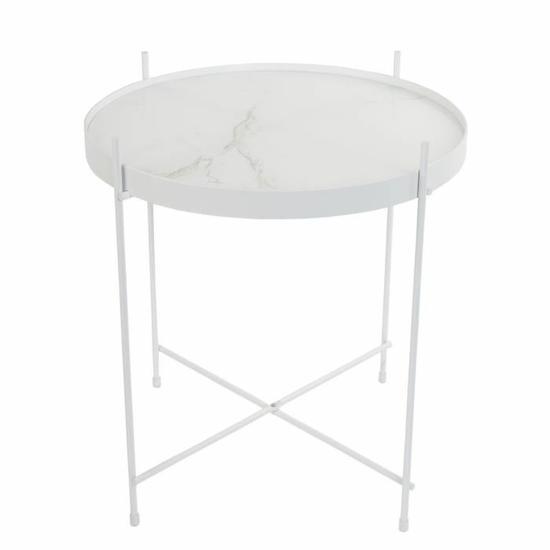 Table basse en marbre : Cupid