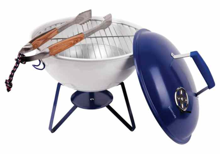 Sunnylife – Le barbecue portable à charbon