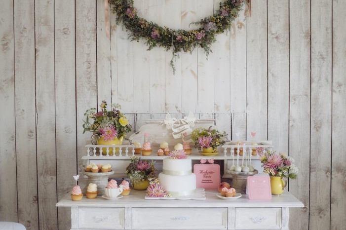Des idées décoration pour une fête festive et originale Candy Bar