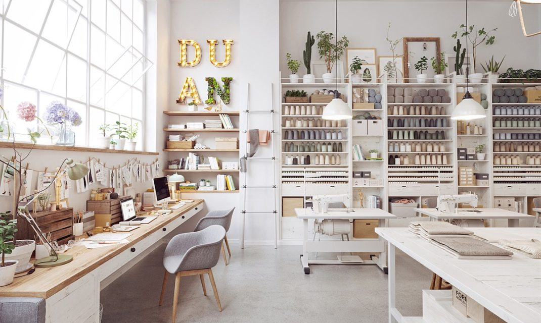 Melange Du Style Deco Japonais Avec Un Style Deco Scandinave