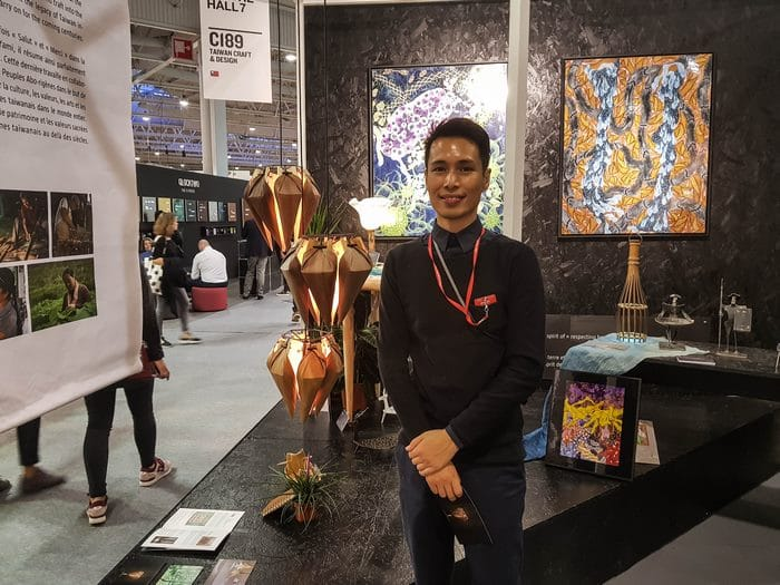 Maison&Objet Septembre 2017 Taïwan Crafts & Design