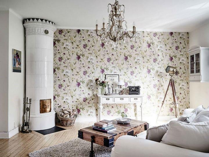 Une décoration classique et traditionnelle d'exception