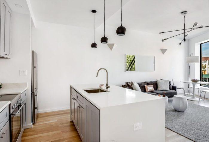 New Amsterdam Design Associates réagence tout l'intérieur