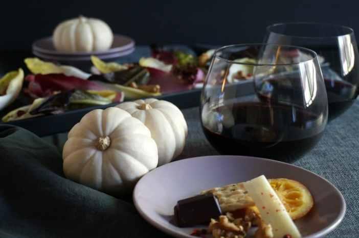 table d'Halloween