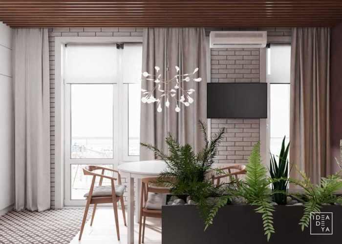 Comment décorer un appartement de moins de 50 mètres carrés
