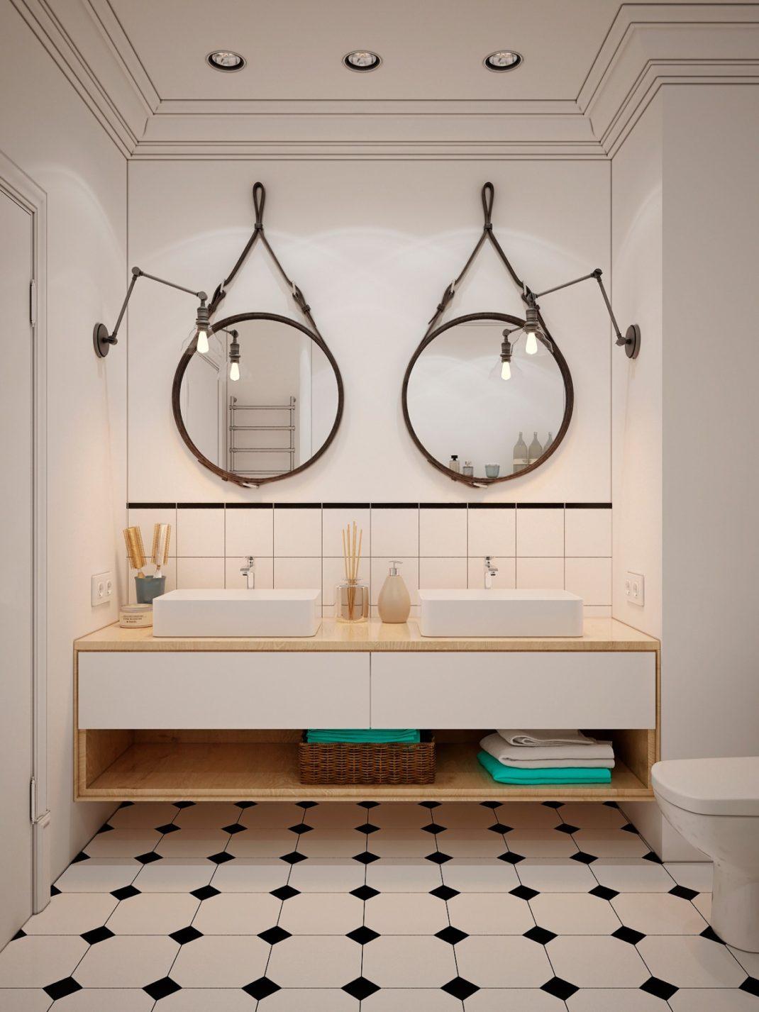 Emejing Salle De Bain Vasque Separe Ideas - House Design ...