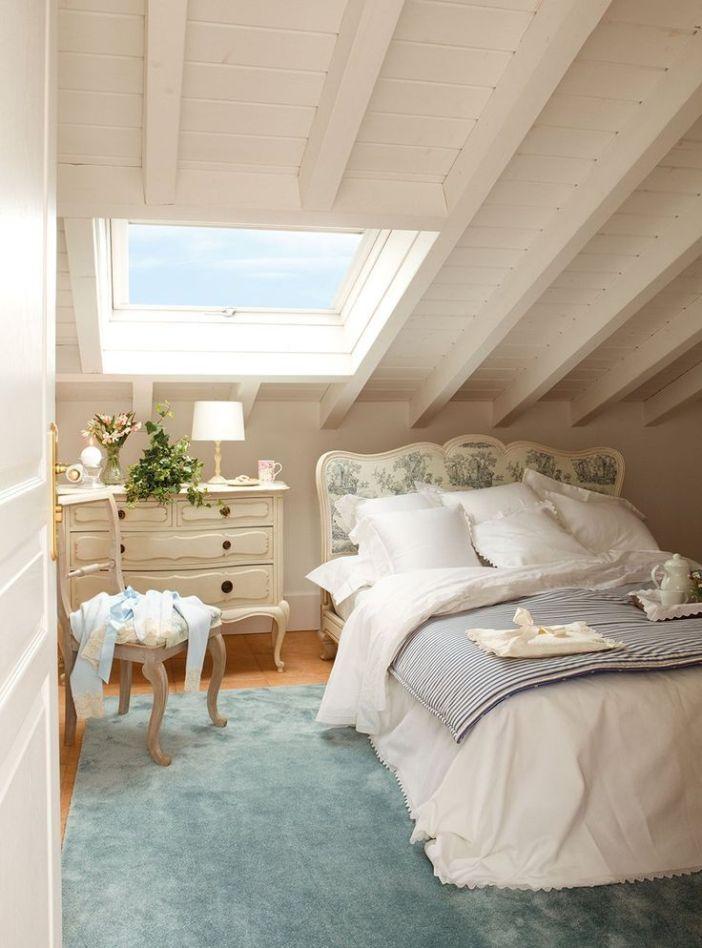 15 chambres mansardées qui vous donneront envient d'aménager vos combles