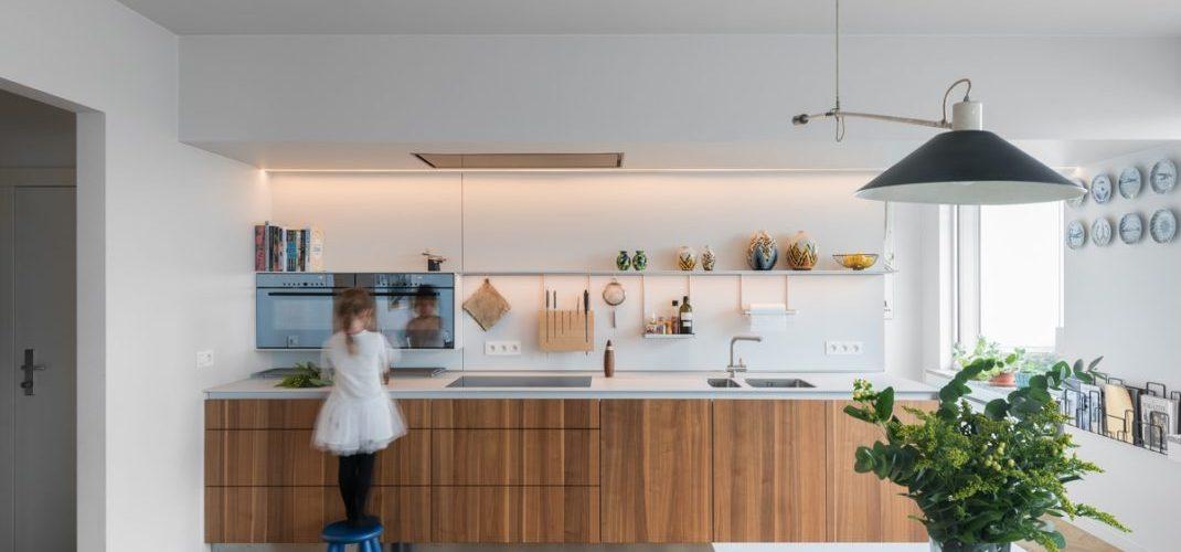 50 merveilleuses cuisines agencées sur un mur