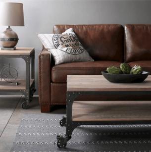 Styles de canapé les canapés industriels