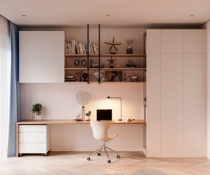 Design Filosofia dévoile un intérieur à la décoration reposante 19