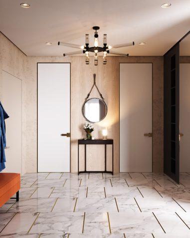 Design Filosofia dévoile un intérieur à la décoration reposante 30