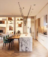 Design Filosofia dévoile un intérieur à la décoration reposante 5