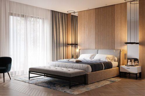 Design Filosofia dévoile un intérieur à la décoration reposante 8