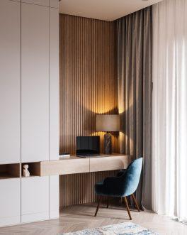 Design Filosofia dévoile un intérieur à la décoration reposante 9