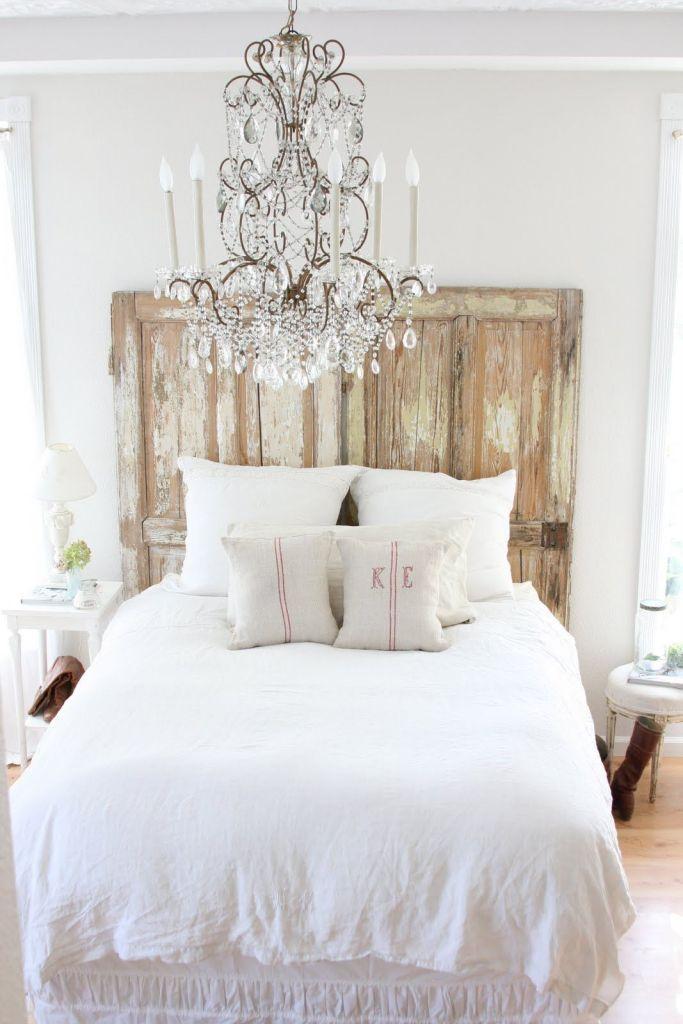 Têtes de lit créativesles portes de ferme