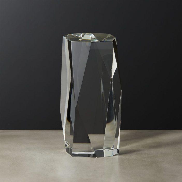 objets déco tendances crystal