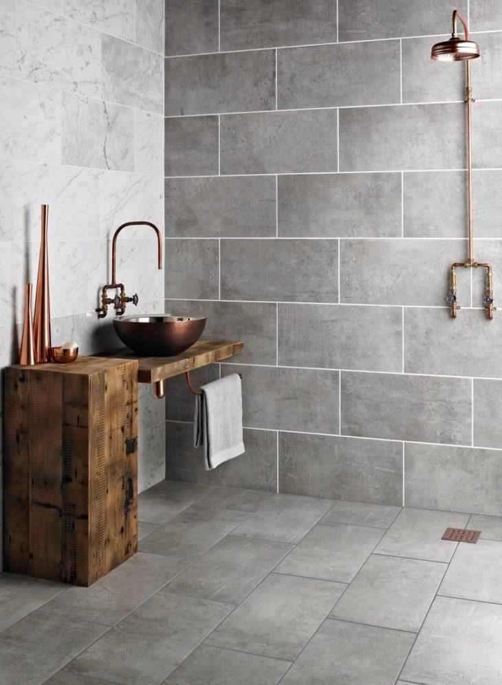 salles de bains de style industriel 13