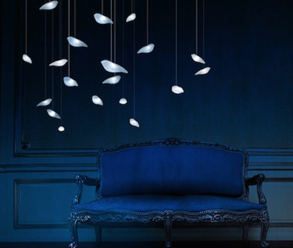 Lustre déco - Le lustre SmoonBirdie Light by Beau & Bien