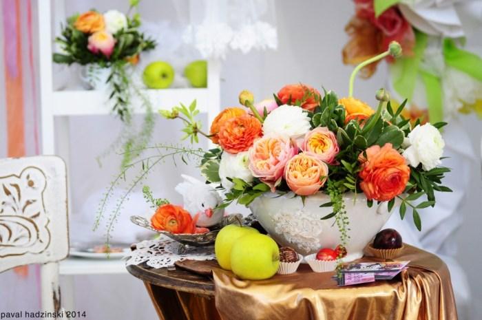 8 façons merveilleuses de décorer votre maison avec des fleurs 2