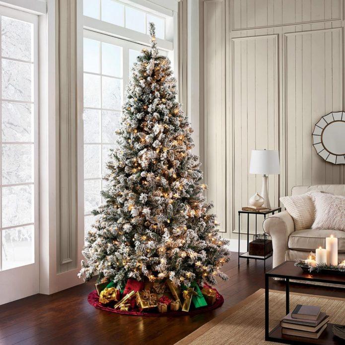 Pensez à mettre en lumière vos déco de Noël