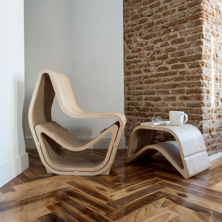 OOO My Design dévoile Chairs Everywhere, sa nouvelle ligne de mobilier 3