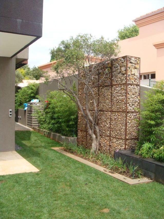 Quelle clôture choisir pour sécuriser votre jardin gabions