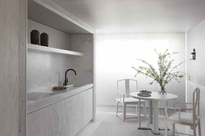 Guillaume Alan nous dévoile un appartement parisien au minimalisme poétique 12