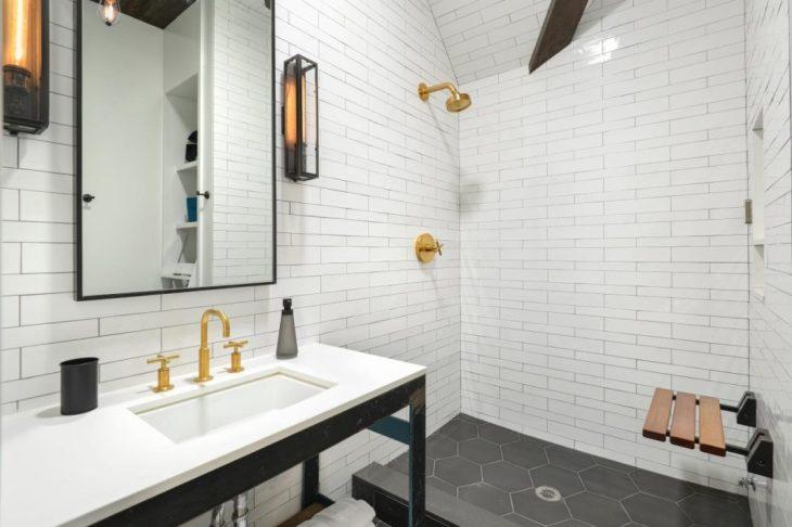 Tendances déco 2019 pour les salles de bain 4