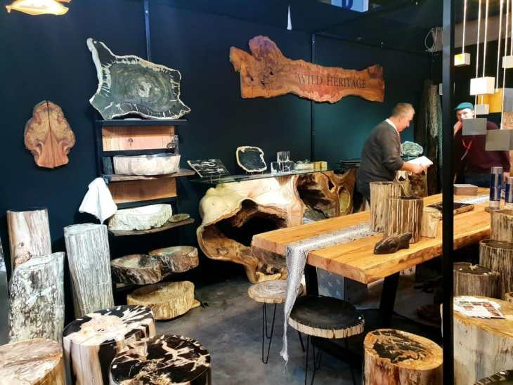 Maison et Objet Janvier 2019- Wild Heritage