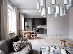 Affine Design Studio nous dévoile un intérieur scandinave moderne 4