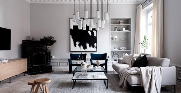 Affine Design Studio nous dévoile un intérieur scandinave moderne
