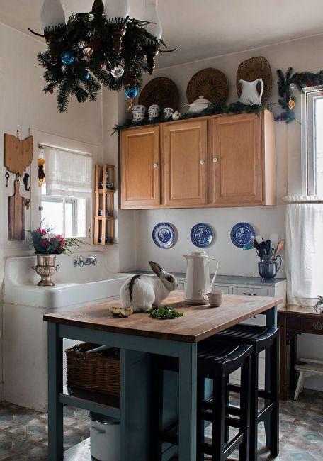 Tendances cuisine 2019 ambiance cottage moderne 4