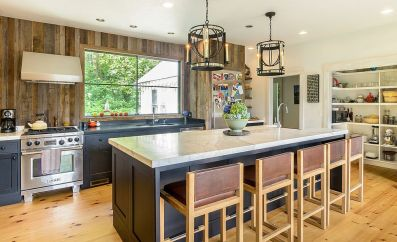 Tendances cuisine 2019 ambiance cottage moderne 8