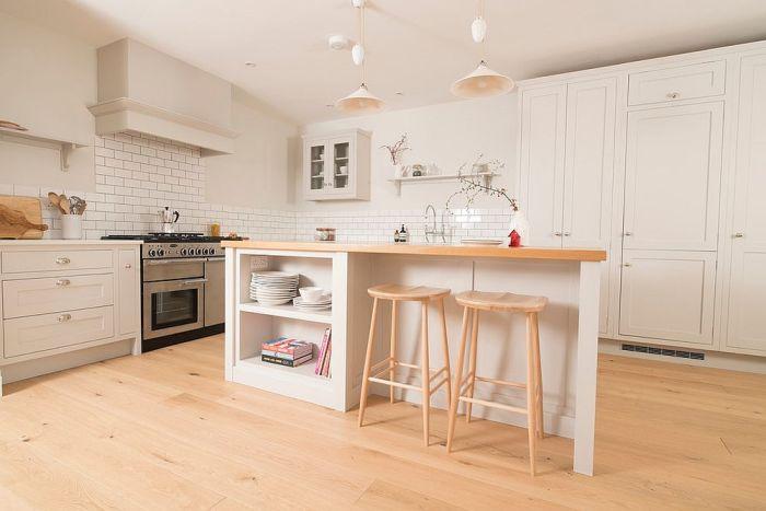 Tendances cuisine 2019 des armoires avec un style shaker 4