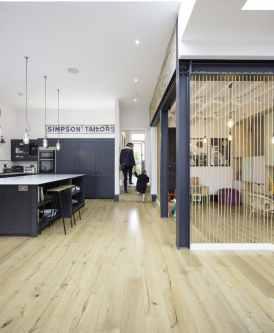 Tendances cuisine 2019les planchers de bois 1
