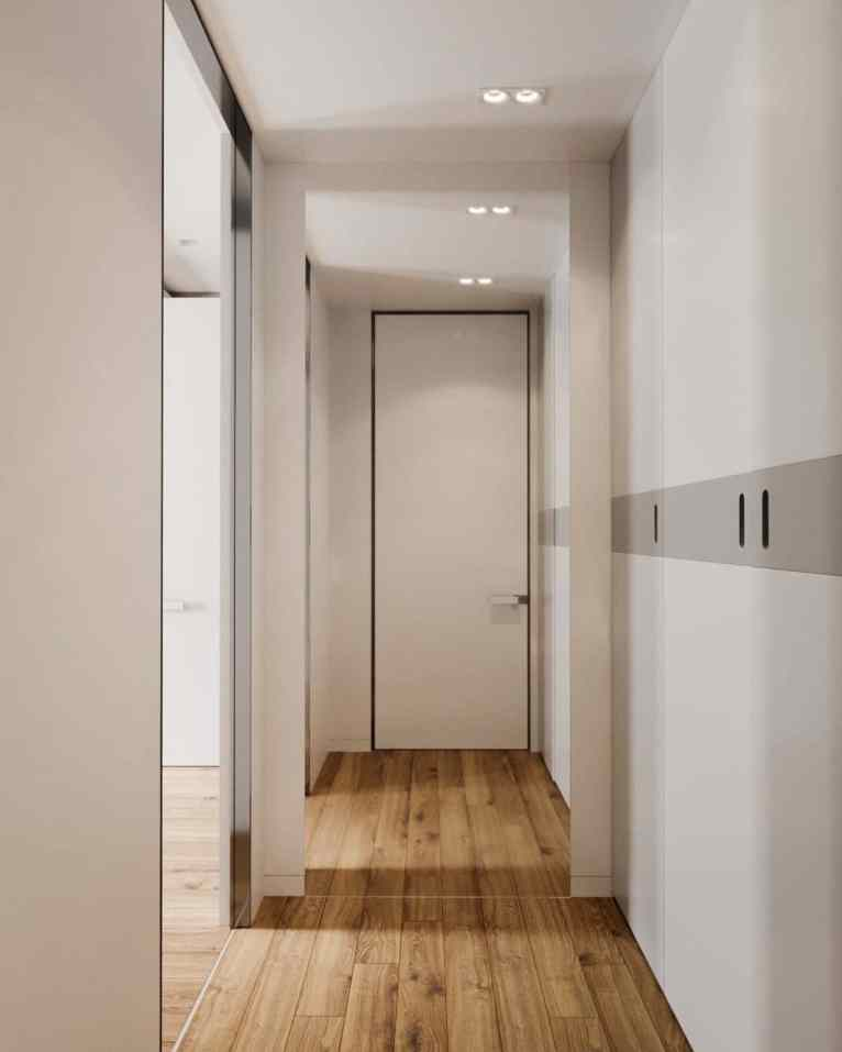 Visite d'un appartement au style glamour moderne sophistiqué 35