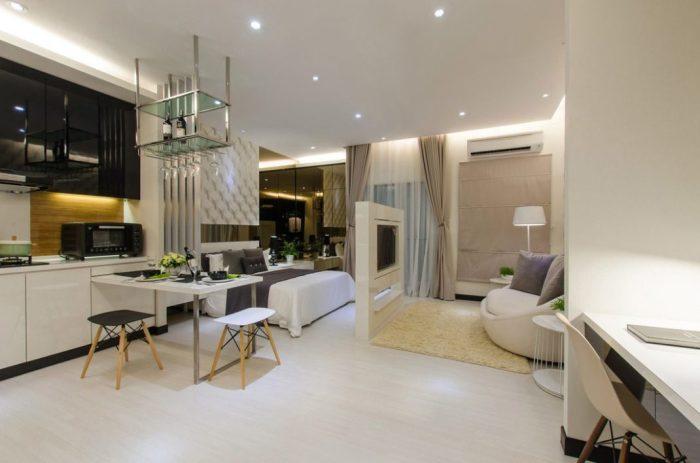 7 raisons pour lesquelles les petits appartements sont les meilleurs 7