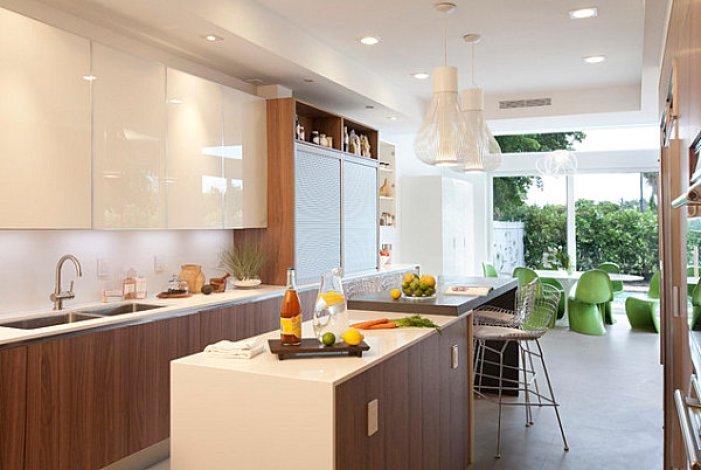 Décorer sa maison avec des meubles laqués cuisine