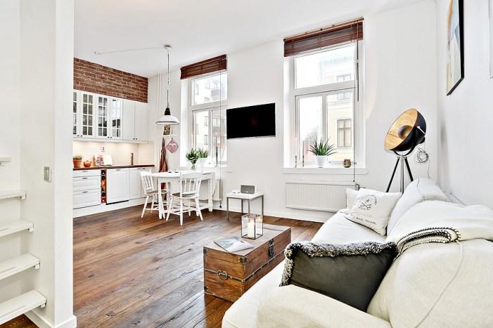 7 raisons pour lesquelles les petits appartements sont les meilleurs 5