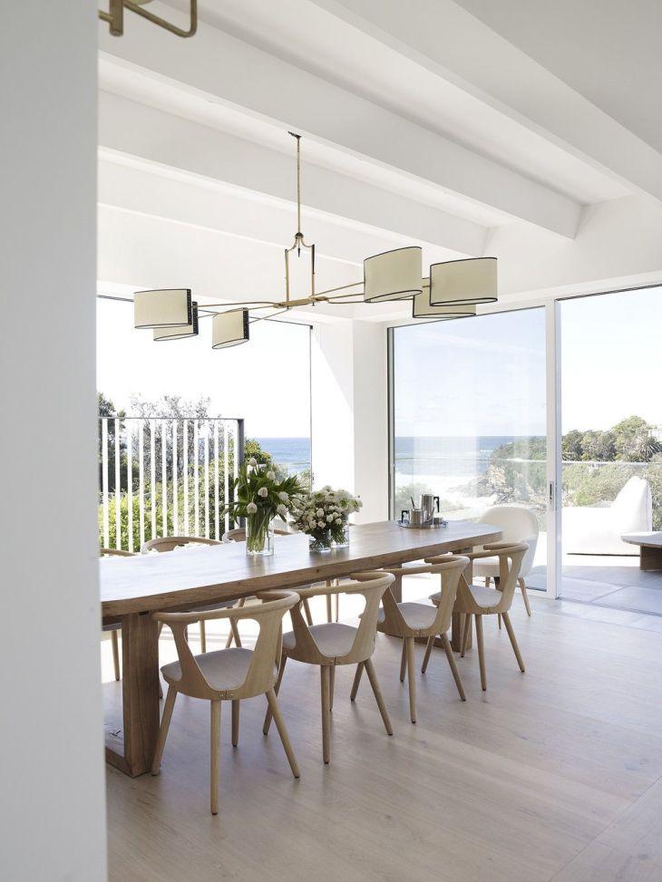 Des salles à manger minimalistes à la décoration revigorante 1