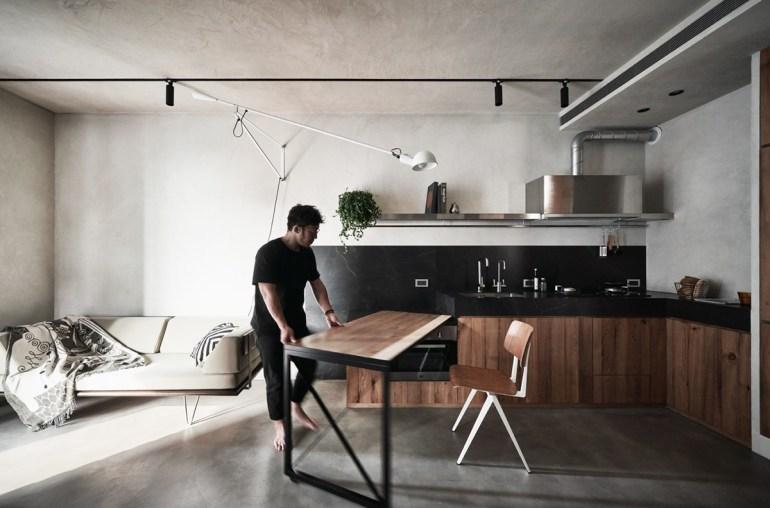 Gagner de la place dans un petit appartement grâce à des meubles multifonctionnels 1