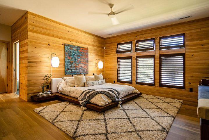 Pensez à utiliser le charme et la chaleur du bois déco rustique 7