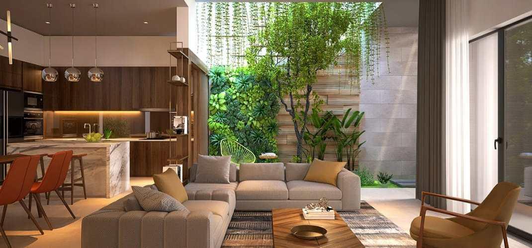 Un jardin d\'intérieur dans sa maison | Deco Tendency