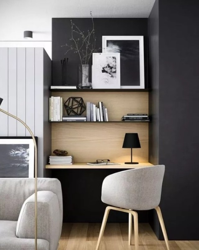 12 Idees Deco Pour Amenager Son Bureau A La Maison Deco Tendency