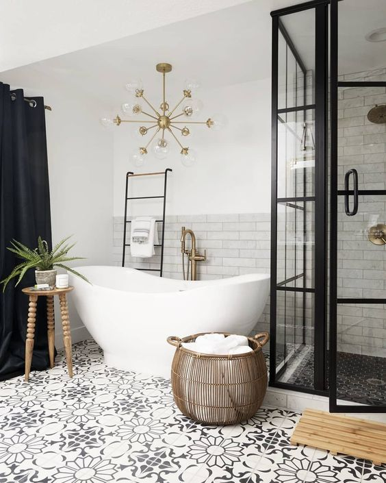 comment r nover une salle de bain moindre co t. Black Bedroom Furniture Sets. Home Design Ideas