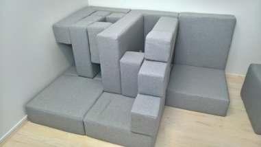 différentes configurations canapé 1