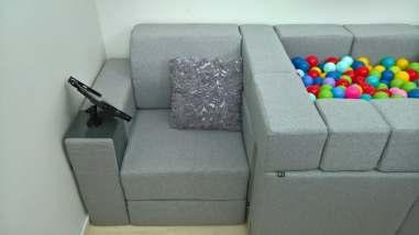 différentes configurations canapé 3