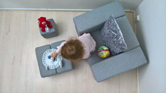 meuble sécurisé pour les enfants