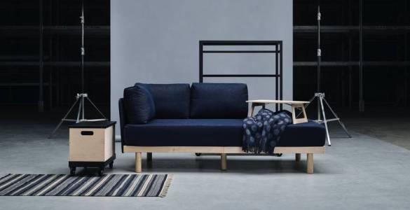Des meubles pliables IKEA RÅVAROR adaptés au style de vie mobile moderne